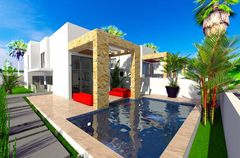 Villa - New Build - Torrevieja - Torre del Moro