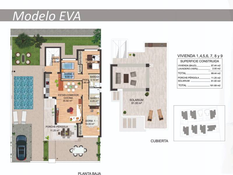 Nybyggnad - Villa - Torrevieja - Carrefour